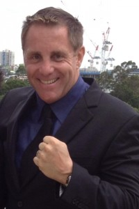 WKF Australia Oceania President Mr Robert Wilesmith