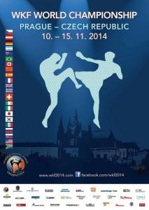 WKF World CShips Prague Nov 2014