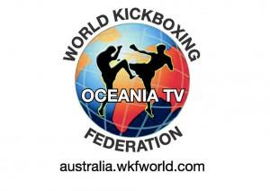 WKF Oceania TV Logo