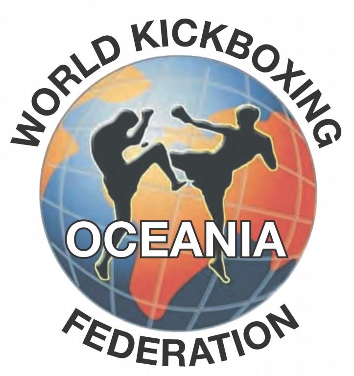 WKF Ocanania Logo
